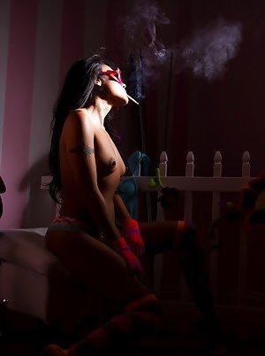 Smoking Mature Pictures